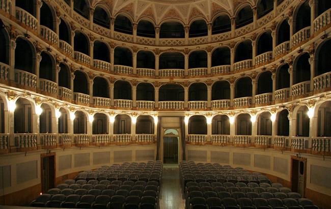 Teatro Lauro Rossi - Macerata